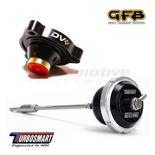 Fiat 500 Abarth TurboSmart Upgraded Wastegate GFB DV+ Package